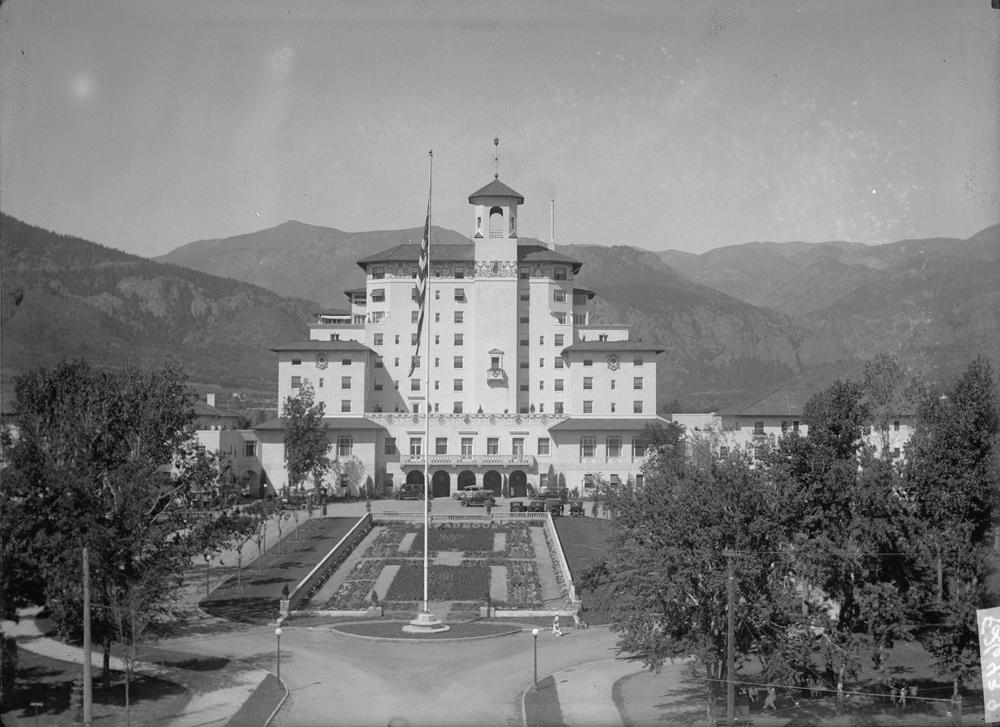 Broadmoor Hotel Images Colorado Encyclopedia