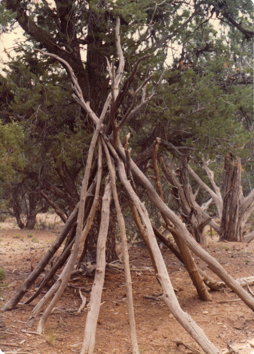 Monitor Mesa Wickiup | Images | Colorado Encyclopedia