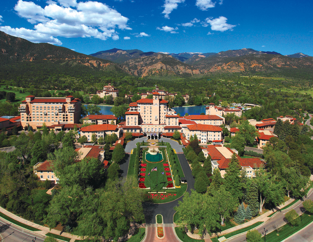 Broadmoor Hotel Today