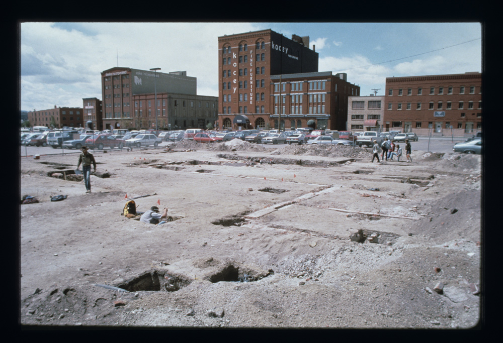 Tremont House Excavation