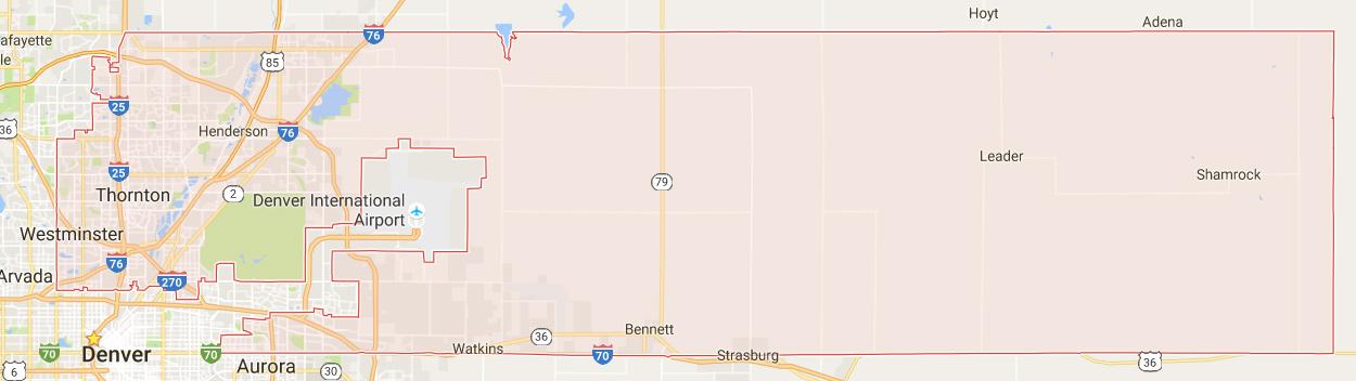 Adams County On Google Map Images Colorado Encyclopedia