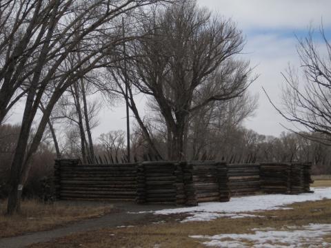 Pike Stockade