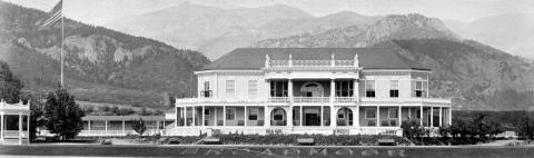 Second Broadmoor Casino