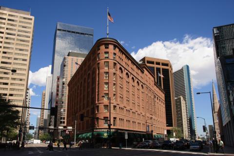 Brown Palace Hotel | Articles | Colorado Encyclopedia