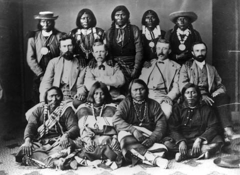 Brunot Agreement Articles Colorado Encyclopedia