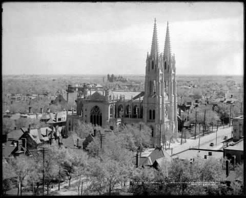 Cathedral Basilica of the Immaculate Conception | Articles