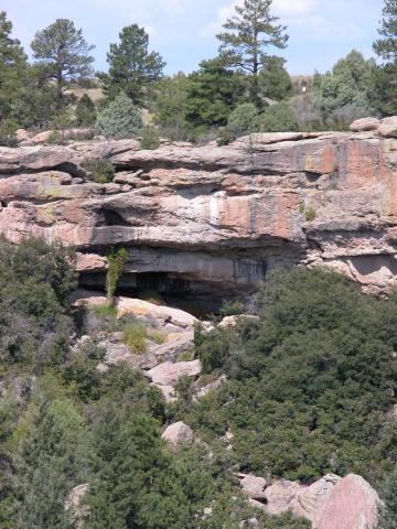 Franktown Cave Articles Colorado Encyclopedia