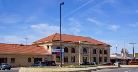 Charmant Grand Junction Depot