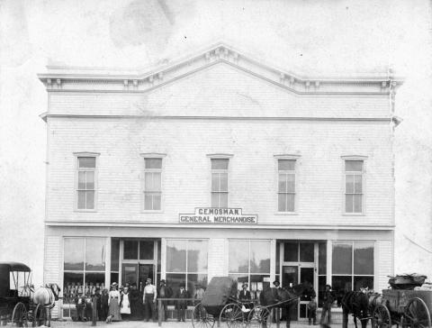 Jackson County Courthouse | Articles | Colorado Encyclopedia