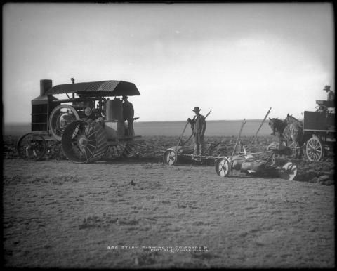 Dust Bowl Farming