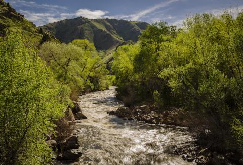 Clear Creek Canyon | Articles | Colorado Encyclopedia