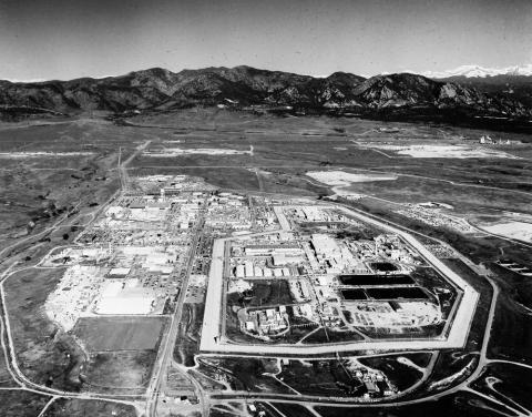 Rocky Flats Nuclear Facility Articles Colorado