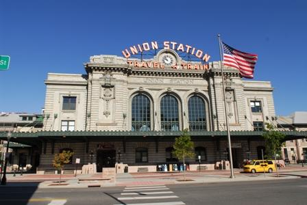 Denver Union Station Today