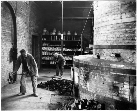 Van Briggle Memorial Pottery Building Articles