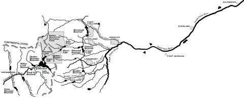 Alva B. Adams Tunnel | Articles | Colorado Encyclopedia Map Of Al Va on sf va map, sw va map, co va map, ky va map, dc va map, no va map,