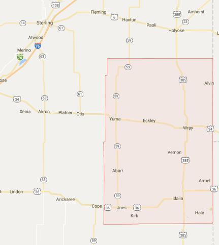 Yuma County Articles Colorado Encyclopedia